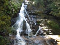 High Shoals Creek Falls