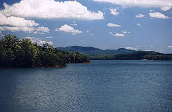 Lake Blue Ridge Property