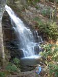 Gurley Creek waterfall