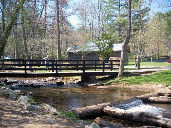 Georgia Mountain Property