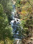 Wolf Creek waterfall