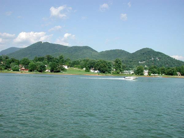 History Of Lake Chatuge
